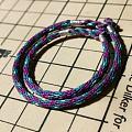 紫豹纹手绳