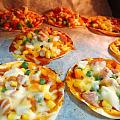 饺子皮快手懒人披萨