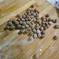 土豆泥与珍珠奶茶完美结合