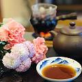 享茶·赏花!