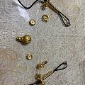 配了两组盘古家的念珠配珠