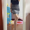 买了好多衣服,最喜欢买短裙