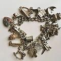 某宝上看到的希腊银饰