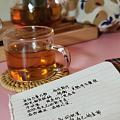 情绪有点崩溃了,控制不住的眼眶酸涩  编绳却无法认真……  于是  喝了茶,...