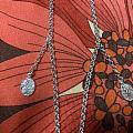 小珍鹿锁珍珠链