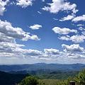 去山上玩了,呼吸呼吸新鲜空气