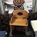 来看看呗!给女儿做的小椅子。
