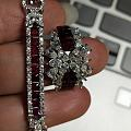红宝石手链到了