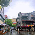 下雨天~吃蟹~赏景
