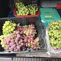 到乡下摘葡萄啦!