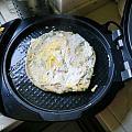 试做葱油饼