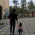 女儿是我的瑰宝,是我的小幸运。