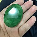 祖母绿原石
