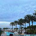 这里是弗罗里达海岸线..