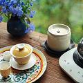 北京微雨,饮茶去湿