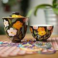 有人和我一样喜欢这种茶器风格么?