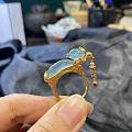 翡翠特色小戒指