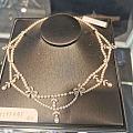 古董蒂芙尼野生珍珠项链