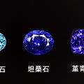 【干货】蓝宝石常见仿品及其鉴别特征