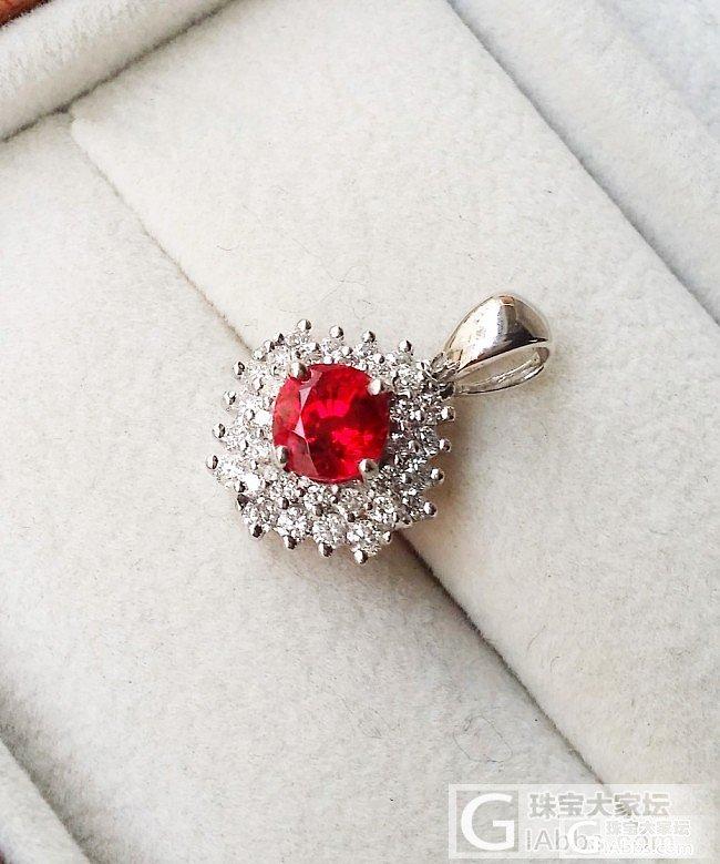 来,我们比个色_红宝石尖晶石