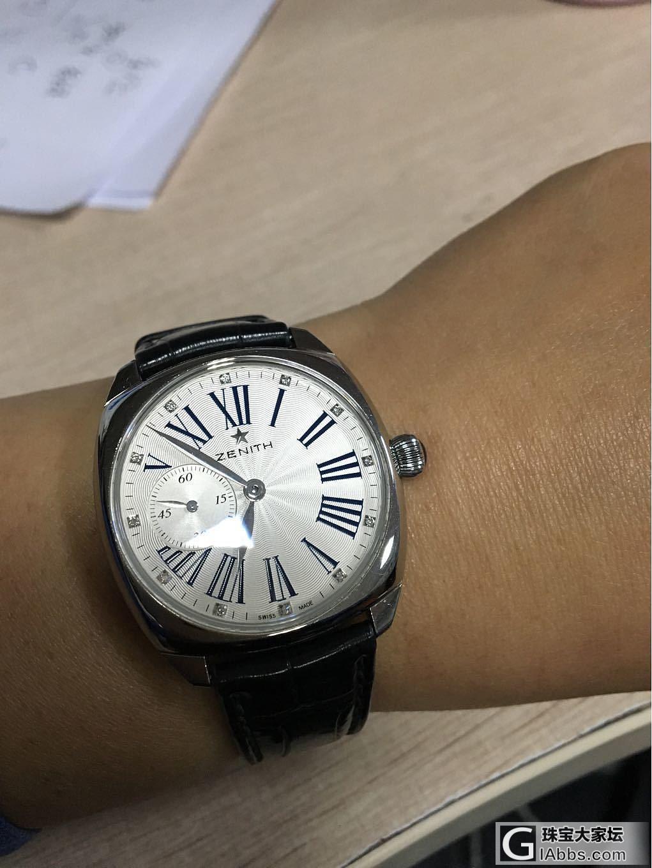 平凡的人,小众的表,大众的价格!_真力时手表