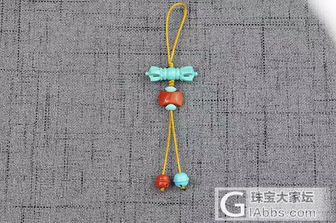 给老伴配的一串星月_珊瑚蜜蜡搭配珠串菩提子文玩