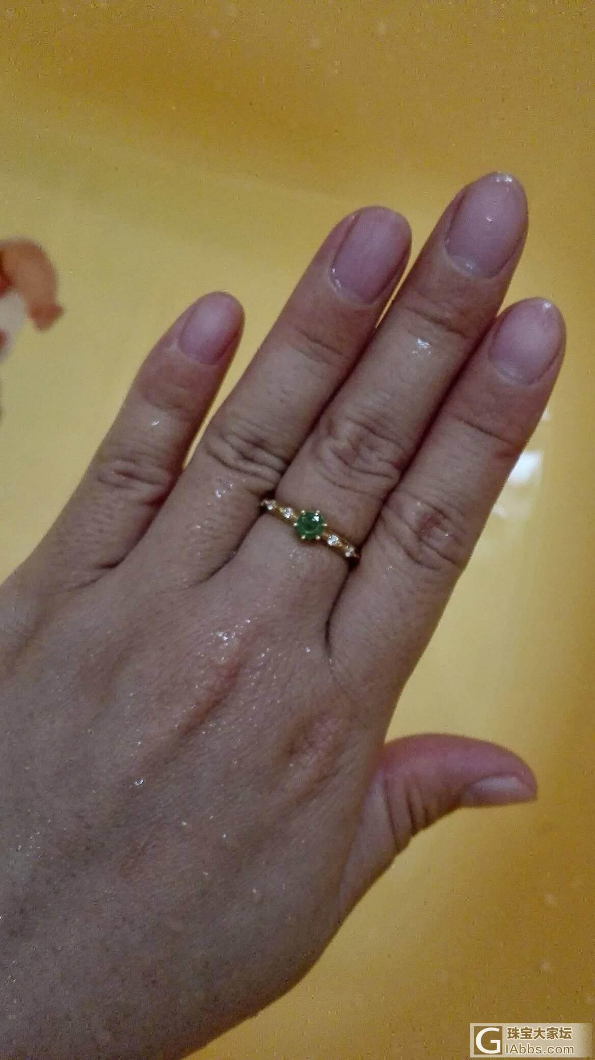 关于祖母绿的疑惑_戒指祖母绿