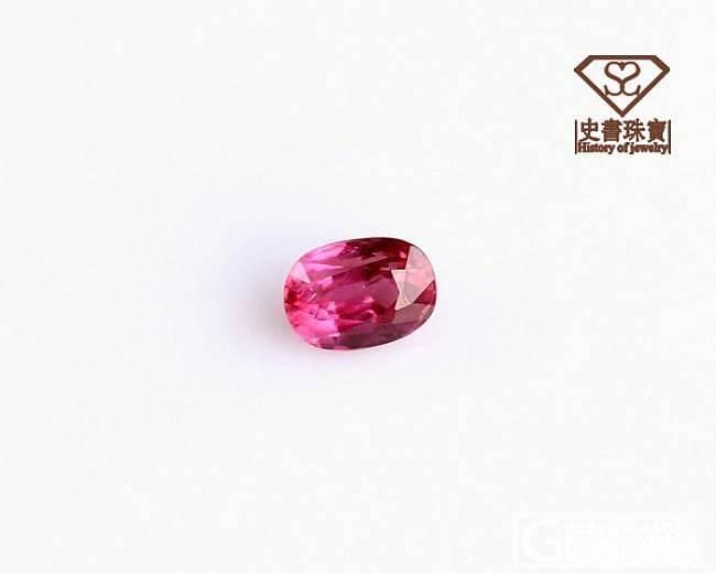 【北辰珠宝】梦幻之石(红宝)_史书翡翠