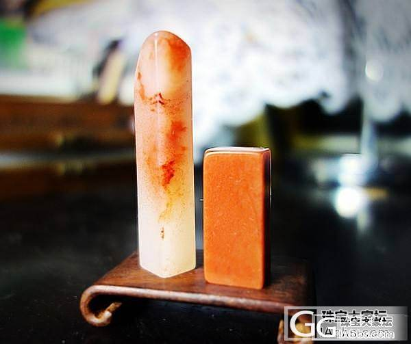 潮宏基戒指 K金 双喜戒 海蓝宝 粉晶狐狸 桃花冻章石 各种开仓!!_珠宝