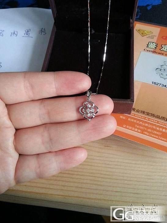 聚宝盆红幽灵,招桃花利器草莓晶,招财发晶,文艺祥云银项圈,超美18k项链+钻石吊坠_宝石
