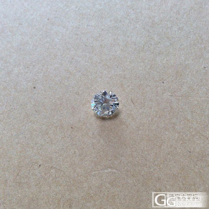 G-H色莫桑石裸石批发,八心八箭,质优价廉_莫桑石珠宝