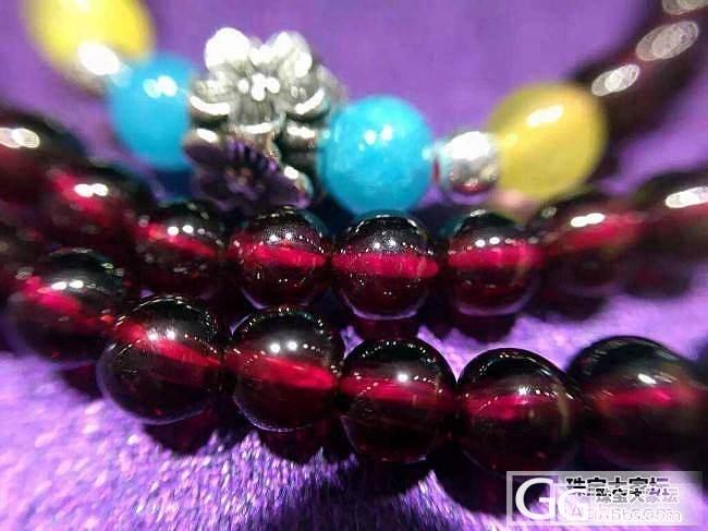 特级4mm莫桑比克石榴石,_莫桑石珠宝