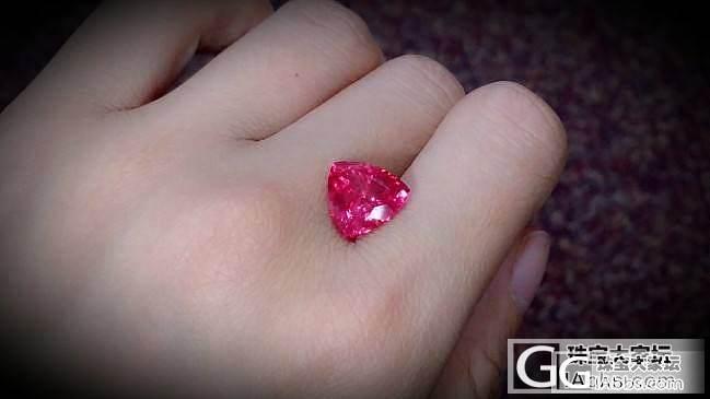 【尖晶石】这颗尖晶石真的很美_上海皇家蓝彩宝