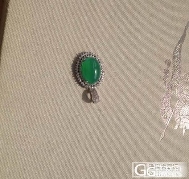 转:各种白菜串串、超美珍珠耳钉、绿玉髓吊坠_宝石