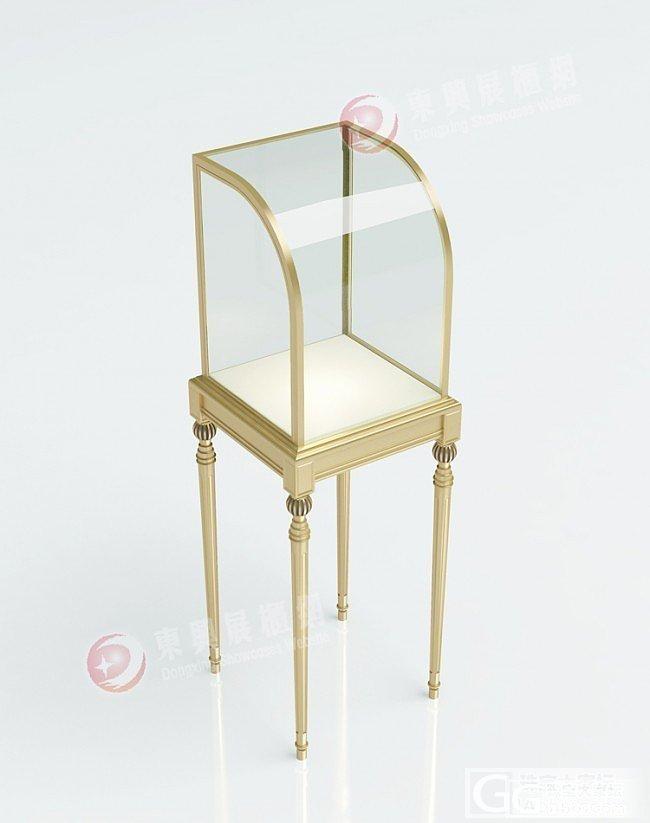 从细节看展柜——玻璃篇_珠宝展会