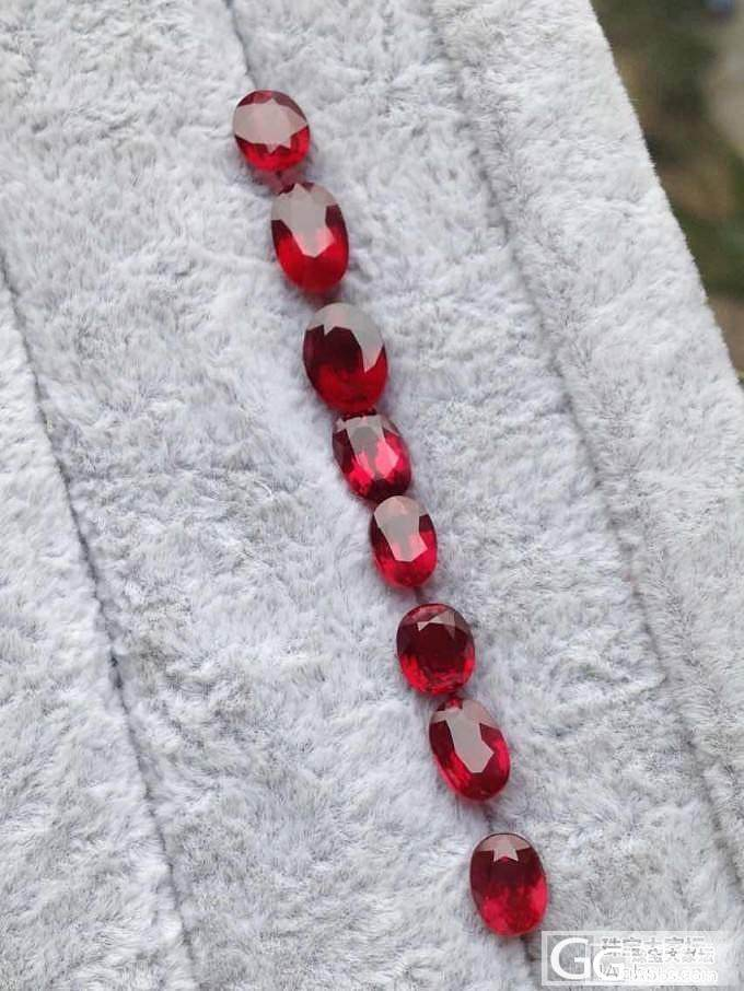 【P.N.GEMS】大量优质红蓝宝,大家有喜欢的吗_宝石