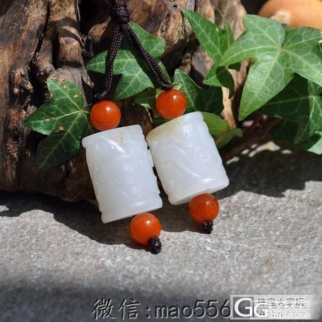 。。这个月的的一些美镯和小件。。独品玉斋_传统玉石