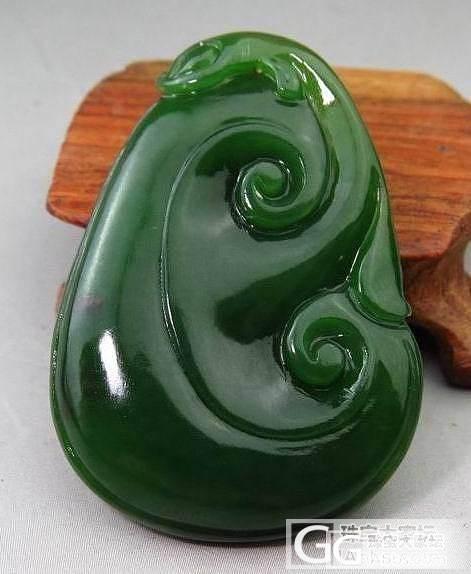 【新疆的猫】新宝贝7.3——糖白苏工观音雕件(一帖多物)_传统玉石