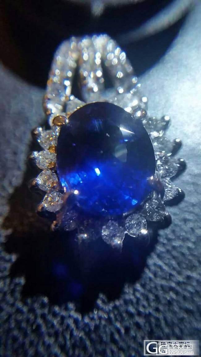 股票太绿,来看看这些粉蓝宝,黄蓝宝和一颗做好的蓝宝。_刻面宝石蓝宝石