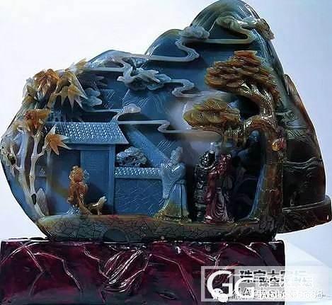 左石艺术玉雕工作室设计欣赏_设计翡翠