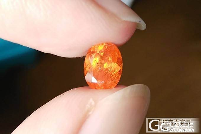 【SLGS珠寶】天然帕拉伊巴色磷灰石 芬达锰铝榴石 碧玺 底价包邮拍卖【帮顶送闪】_宝石