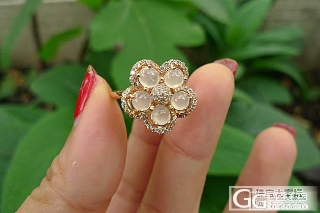 【冰纯翡翠】05.09翡翠批发销售,925镶银手链.戒指.耳钉。铜托戒指_翡翠