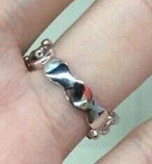 有没想一起团钻石花藤戒指_珠宝