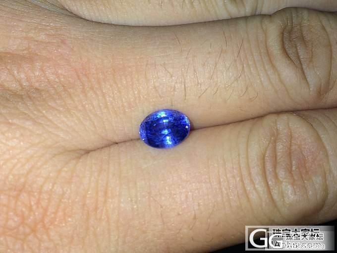 2.1卡锡兰小蓝宝 不会拍照_蓝宝石