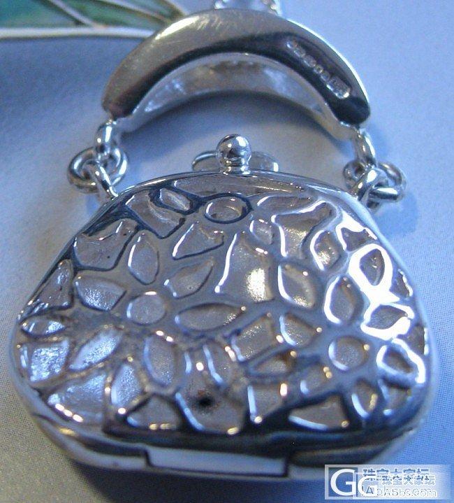 780元买了一个银吊坠_吊坠银