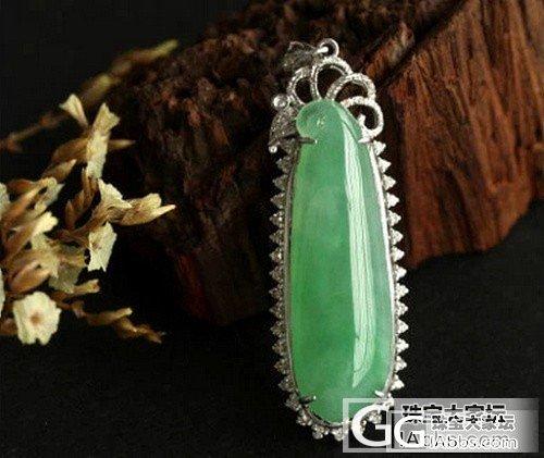 ♥什么是苹果绿翡翠?苹果绿有购买和收藏价值吗?_珠宝