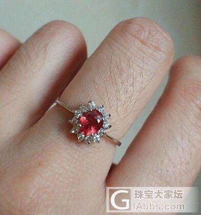 互闪。。自刀,尖晶戒指  黄晶戒指 青金石双圈手串_莫桑石宝石