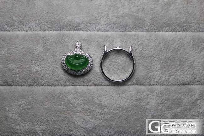好久没发贴了,两用戒指_珠宝