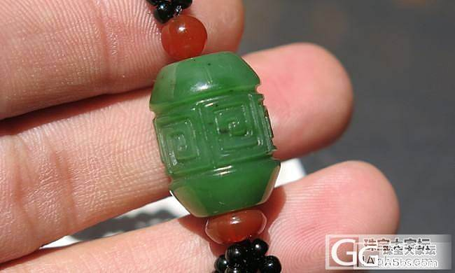俄碧阳绿挂件,小嘞子,鸭蛋青偏绿宽戒指_传统玉石