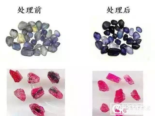 【宝石指南】什么是红蓝宝石的优化加热处理?_名贵宝石
